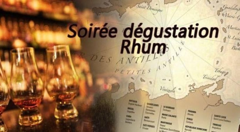 Masterclass Rhum Beaufays