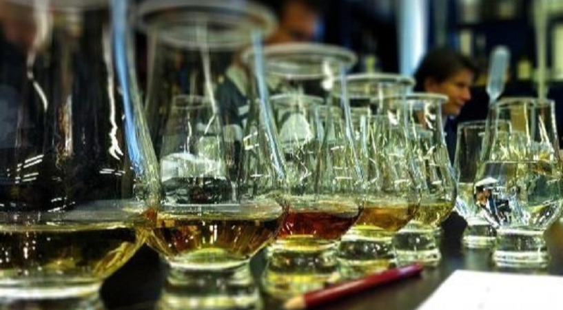 Masterclass Whiskies à Beaufays le 12 décembre 2019