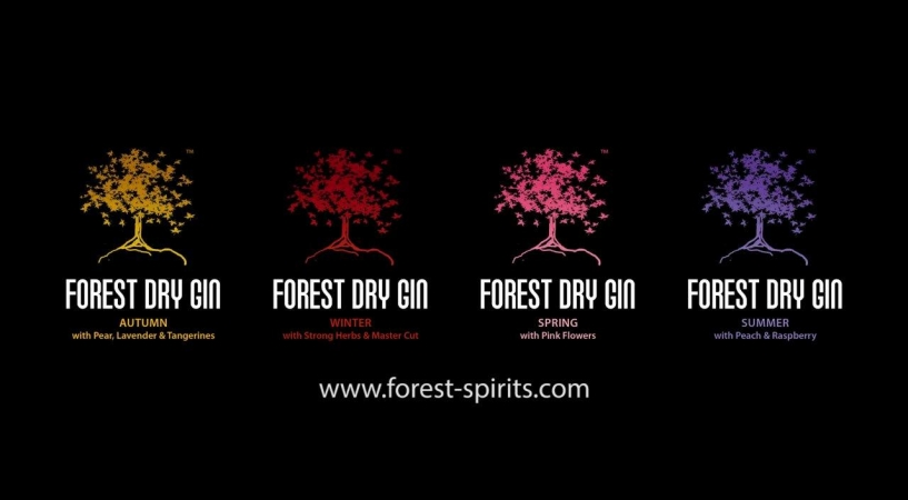 Forest Dry Gin